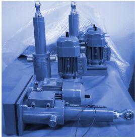 ADE-Werk Standard Actuator