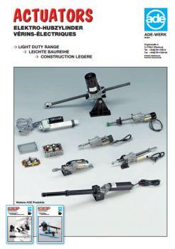 ADE-Light-Duty-Actuator-Brochure