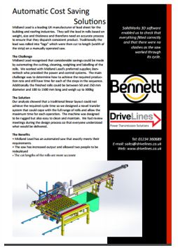 Bennetts design solution