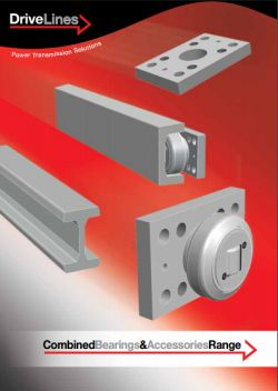 Drive Lines Combined Barings Brochure
