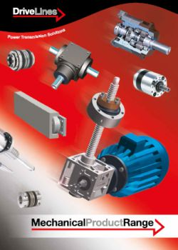 Drive Lines Product Brochure