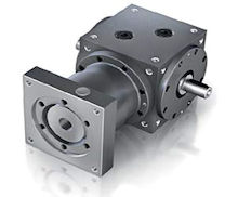 High Speed Gearbox MS Graessner