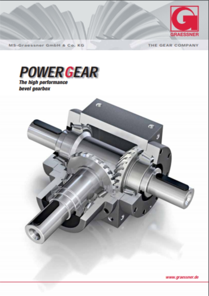 PowerGear Brochure