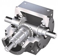 MS Graessner Power gear bevel gearbox