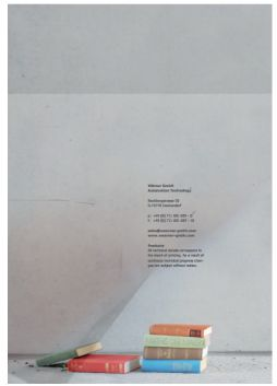 WörneR Product Catalogue