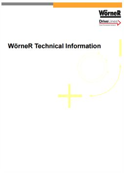 Woerner Technical Information Presentation