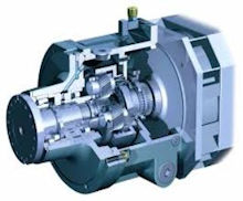 ZF- Duoplan - Gearbox