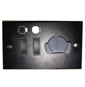 Key fob for control panel switches