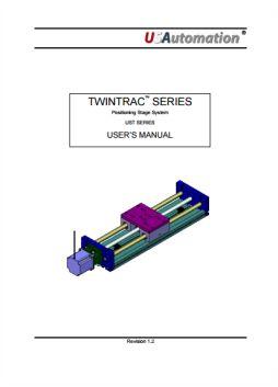 Twintrac User Manual