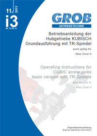 grob-cubic-operating-instructions