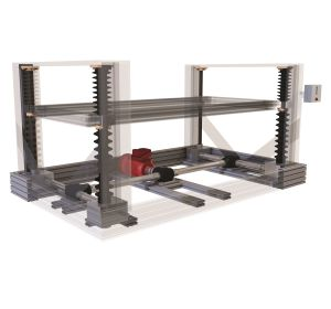 screw jack complete lifting system