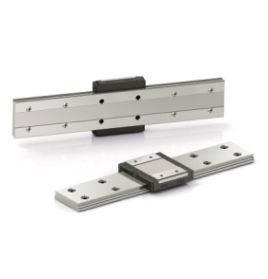 Minature Linear carriage and rail
