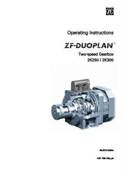 2K250-and2K300 OperatingInstructions