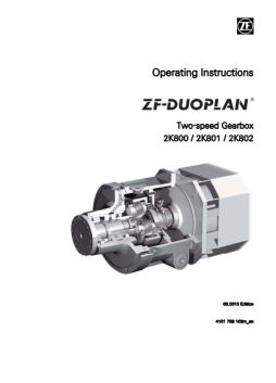 2K800-and 2K801-and 2K802Operating Instructions08.2013