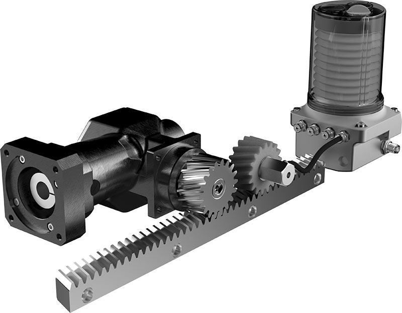 Dyna Gear System PL